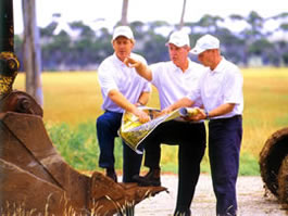 Golf Course Design Services